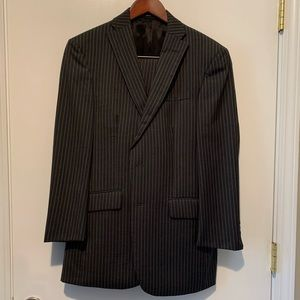Other - Business Professional Pinstripe Two-Piece Suit